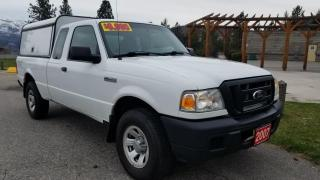 Used 2007 Ford Ranger XLT SUPERCAB 4 DOOR for sale in West Kelowna, BC