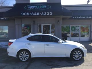 Used 2009 Lexus IS 250 for sale in Mississauga, ON