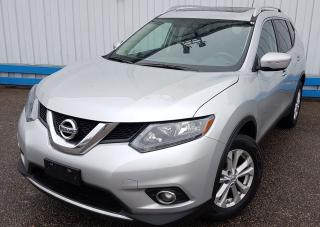 Used 2015 Nissan Rogue SV AWD *SUNROOF* for sale in Kitchener, ON