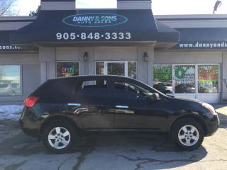 Used 2010 Nissan Rogue S for sale in Mississauga, ON