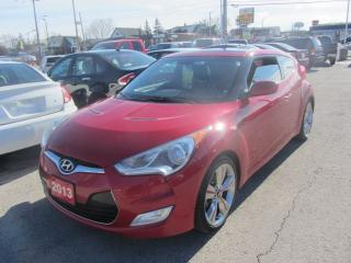 Used 2013 Hyundai Veloster Coupe for sale in Hamilton, ON