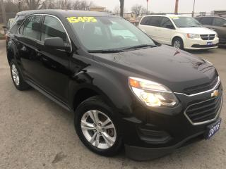 Used 2016 Chevrolet Equinox LS for sale in St Catharines, ON