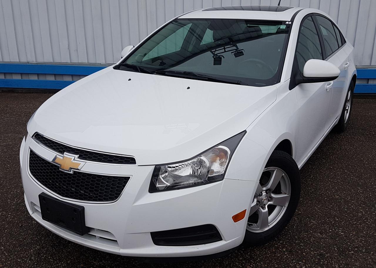 2014 Chevrolet Cruze LT *LEATHER-SUNROOF*