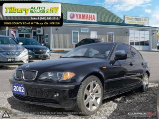 Used 2002 BMW 3 Series 320i. **AS IS** *Leather. Automatic* for sale in Tilbury, ON