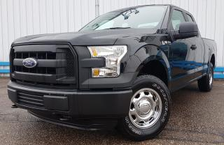 Used 2016 Ford F-150 XL Super Cab 4x4 for sale in Kitchener, ON