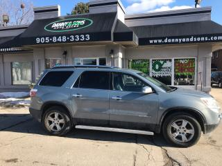 Used 2007 GMC Acadia SLT1 for sale in Mississauga, ON