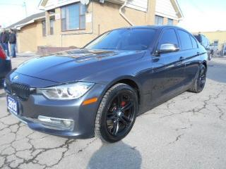 Used 2013 BMW 3 Series 320i xDrive Leather Sunroof Zenons 104,000KMs for sale in Etobicoke, ON