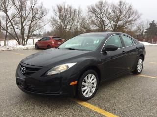 Used 2013 Mazda MAZDA6 GS for sale in Newmarket, ON