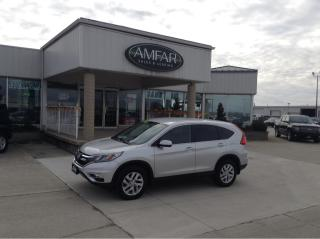 Used 2016 Honda CR-V AWD / HEATED SEATS / NO PAYMENTS FOR 6 MONTHS !! for sale in Tilbury, ON