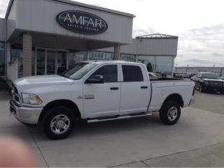 Used 2013 RAM 2500 CUMMINS DIESEL / CREW / NO PAYMENTS FOR 6 MONTHS ! for sale in Tilbury, ON