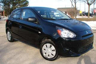 Used 2015 Mitsubishi Mirage ES for sale in Mississauga, ON