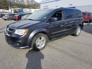 Used 2016 Dodge Caravan Crew Plus for sale in West Kelowna, BC