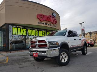 Used 2016 RAM 2500 Power Wagon H-TD SEATS & WHEEL P-ROOF REAR CAM for sale in Scarborough, ON