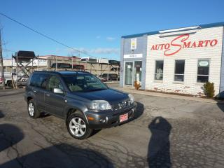 Used 2006 Nissan X-Trail Bonavista,4X4 for sale in Kitchener, ON