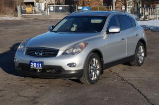 Used 2011 Infiniti EX35 AWD Leather - SunRoof - BackUp Camera Mint! for sale in North York, ON