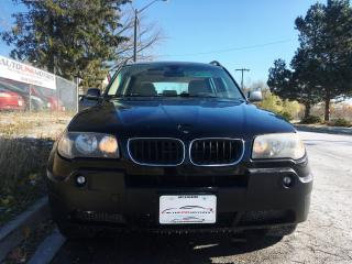 Used 2005 BMW X3 2.5xi for sale in Scarborough, ON