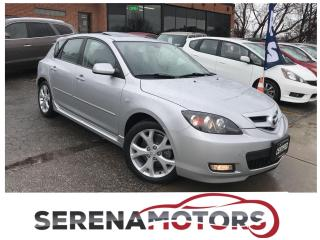 Used 2007 Mazda MAZDA3 GT | HATCHBACK | ONE OWNER | NO ACCIDENTS | MINT for sale in Mississauga, ON