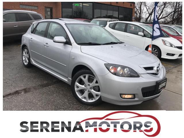 2007 Mazda MAZDA3 GT | HATCHBACK | ONE OWNER | NO ACCIDENTS | MINT