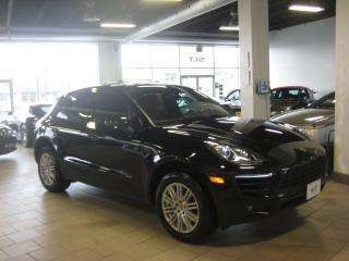 Used 2015 Porsche Macan S for sale in Markham, ON
