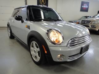 Used 2008 MINI Cooper PANO ROOF, LEATHER, AUTO, MINT CONDITION for sale in North York, ON