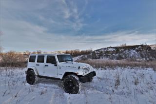 Used 2014 Jeep Wrangler RUBICON for sale in Estevan, SK