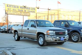 Used 2006 GMC Sierra 1500 SLE for sale in Brampton, ON