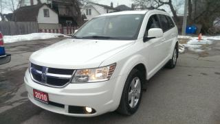 Used 2010 Dodge Journey SXT for sale in Cambridge, ON