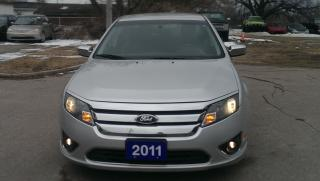 Used 2011 Ford Fusion SEL for sale in Cambridge, ON