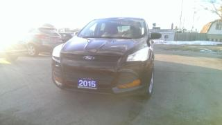 Used 2015 Ford Escape S BACK UP CAMERA/BLUETOOTH for sale in Cambridge, ON