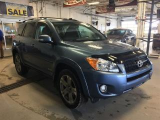 Used 2011 Toyota RAV4 - for sale in Edmonton, AB