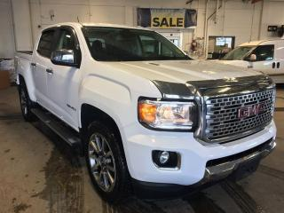 Used 2017 GMC Canyon Denali for sale in Edmonton, AB
