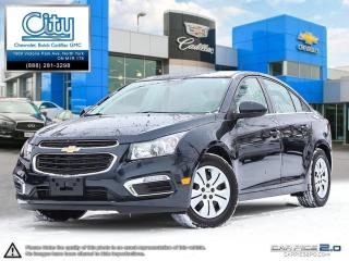 Used 2016 Chevrolet Cruze Limited LT Turbo for sale in North York, ON