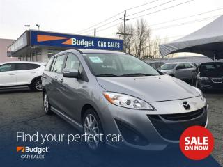 Used 2017 Mazda MAZDA5 GT, Leather Seating, Sunroof, Bluetooth for sale in Vancouver, BC
