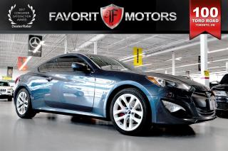 Used 2013 Hyundai Genesis Coupe 2.0T Premium |  NAV | HEATED SEATS | SUNROOF for sale in North York, ON