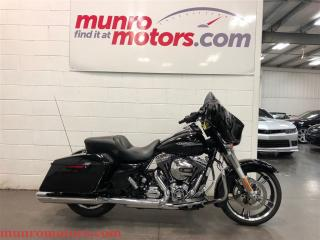 Used 2015 Harley-Davidson Street Glide FLHX SOLD SOLD SOLD Low Miles 4069 for sale in St George Brant, ON