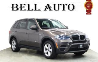 Used 2011 BMW X5 xDrive35i NAVIGATION BACKUP CAM+SENSORS PANOROOF for sale in North York, ON