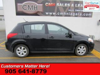 Used 2012 Nissan Versa 1.8 SL for sale in St Catharines, ON