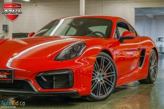 Used 2015 Porsche Cayman GTS for sale in Oakville, ON