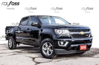 Used 2015 Chevrolet Colorado 4WD Z71 Nav Tow Pkg for sale in Thornhill, ON
