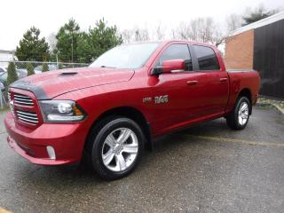 Used 2014 Dodge Ram 1500 Sport Crew Cab Short Box 4WD for sale in Burnaby, BC