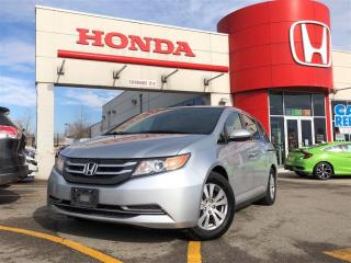 Used 2015 Honda Odyssey EX, awesome low low kilometers for sale in Scarborough, ON