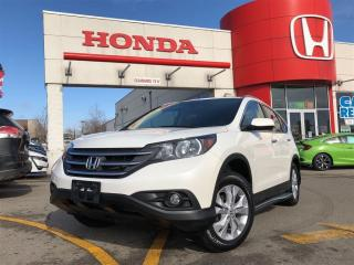 Used 2014 Honda CR-V Touring, original roadsport vehicle for sale in Toronto, ON