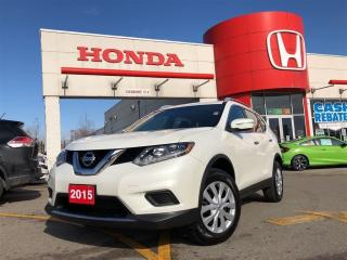 Used 2015 Nissan Rogue S, only 56000 kms for sale in Scarborough, ON