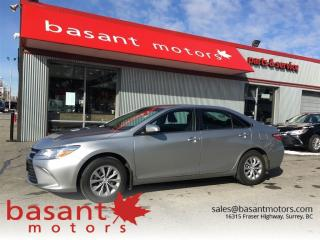Used 2017 Toyota Camry 6 months no payment, O.A.C. for sale in Surrey, BC
