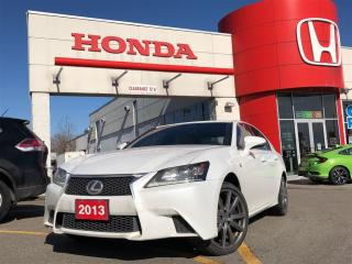 Used 2013 Lexus GS 350 AWD, amazing ride, beautiful condition for sale in Scarborough, ON