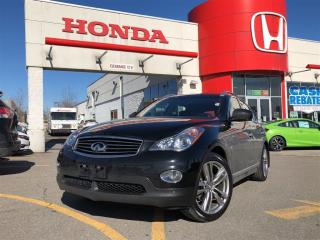 Used 2014 Infiniti QX50 Journey, very low kilometers for sale in Toronto, ON