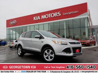 Used 2015 Ford Escape SE | BU CAM | B/TOOTH | ALLOYS | 109K | HTD SEATS for sale in Georgetown, ON
