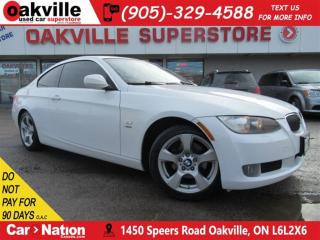 Used 2010 BMW 328 i xDrive | RED LEATHER | NAVI | HANDSFREE | A/C for sale in Oakville, ON