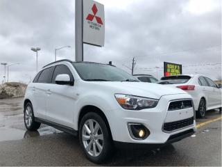 Used 2014 Mitsubishi RVR 4WD GT for sale in London, ON