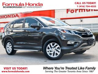 Used 2015 Honda CR-V EX | AWD | HEATED SEATS | LOW KM! for sale in Scarborough, ON